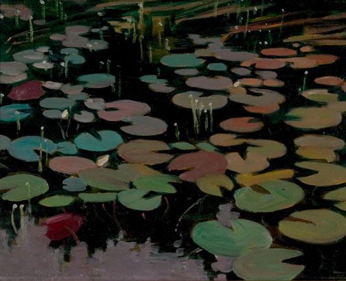 Lily Pads (Double Sided)